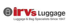 Irv luggage coupons