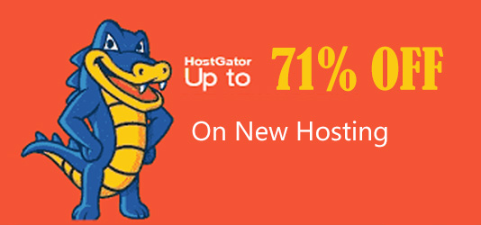 Hostgator Offers Upto 71% OFF On Business Hosting